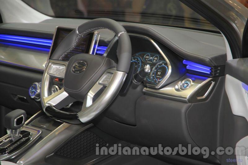 Daihatsu представила кроссоверы FX и FT