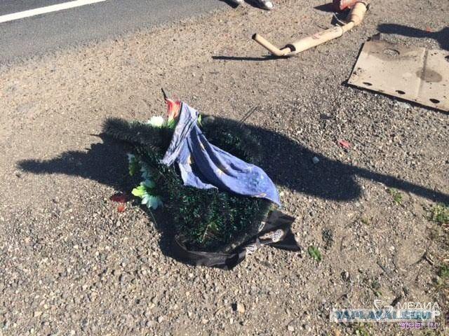 6 человек погибли в страшном ДТП в Вологодской области