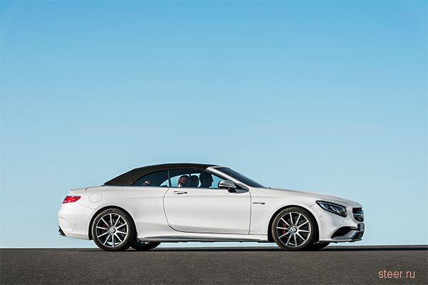 Анонсирован кабриолет Mercedes-Benz S-Class
