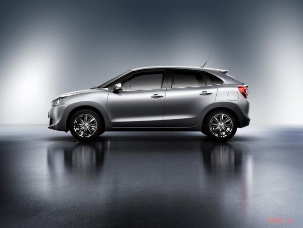 Новый хетчбек Suzuki Baleno: новые фото