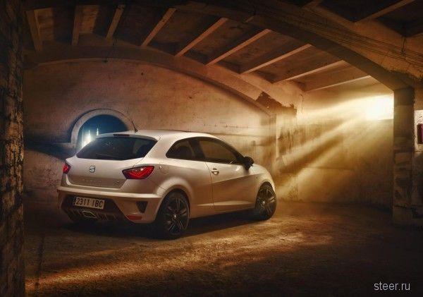 Обновленная 2016 SEAT Ibiza CUPRA