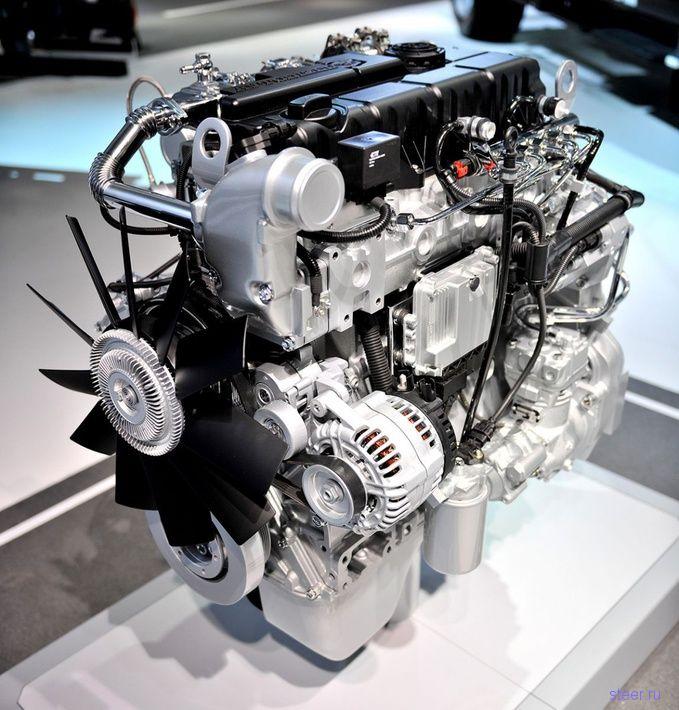 ГАЗ представил семь новых моделей