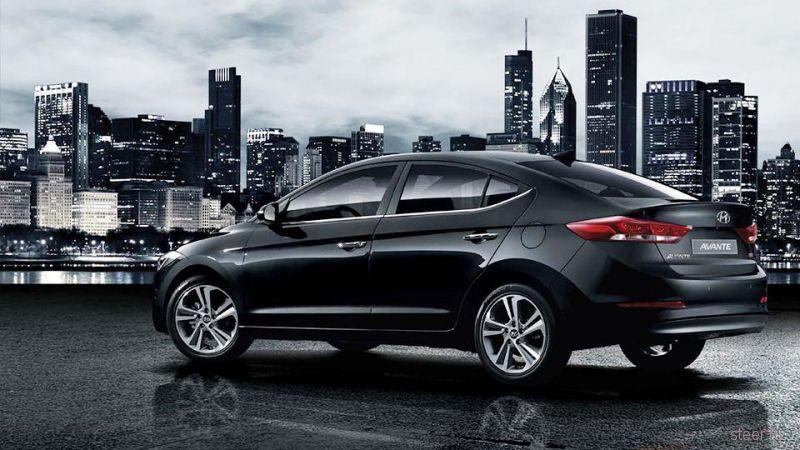 Hyundai представила шестое поколение Elantra