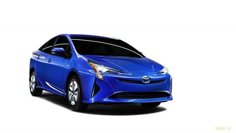 Официально представлен новый Toyota Prius