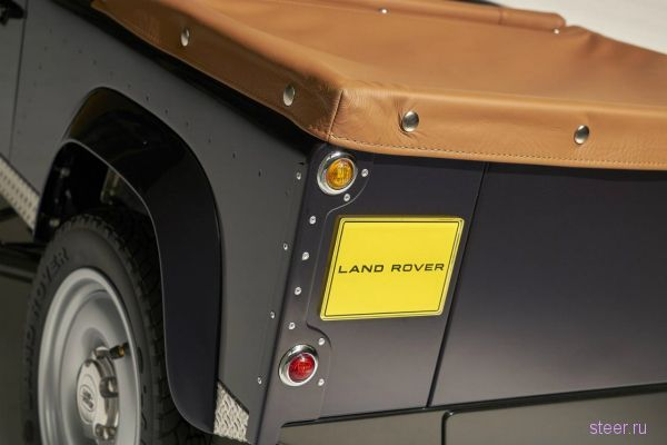 Педальный Land Rover Defender за 15 400 долларов