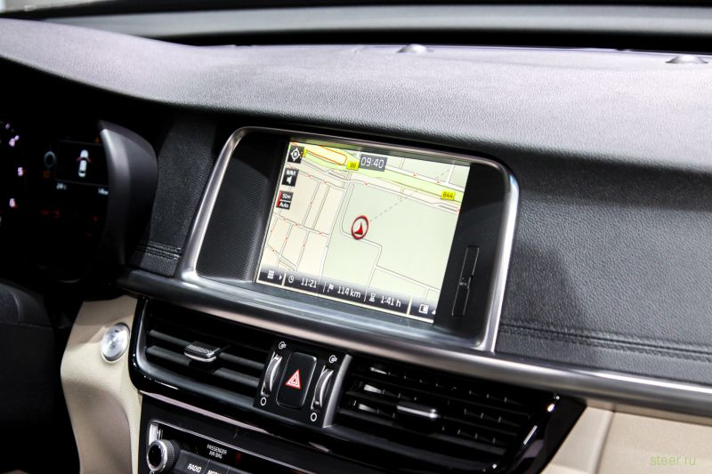 Новая Kia Optima — серьезный конкурент Toyota Camry?