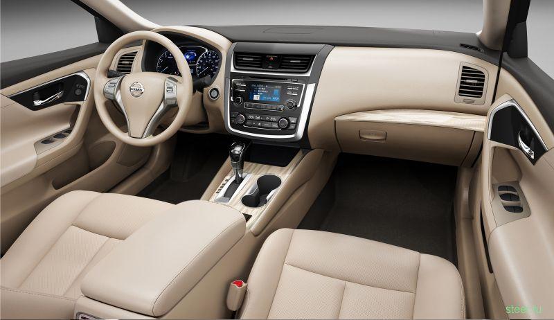 Nissan показал обновленную американскую версию Teana