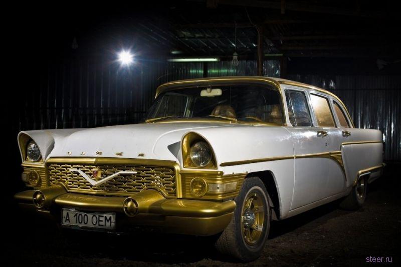 Восстановленные советские автомобили
