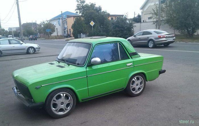 Мини ВАЗ 2106 из Краснодара