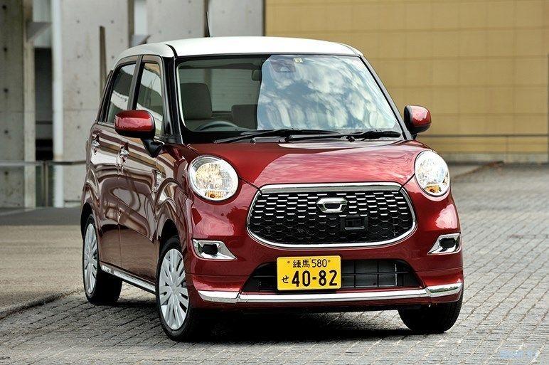 Daihatsu Cast вызвал восторг в Японии