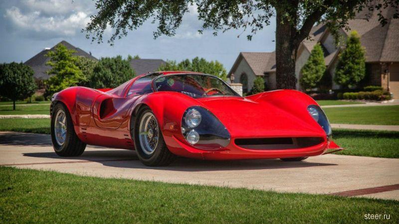 Уникальный Ferrari Thomassima 1967 года продают за 9 миллионов долларов