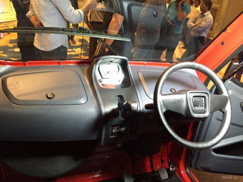 Самый дешевый автомобиль в мире будет стоить в России от 250 тысяч рублей