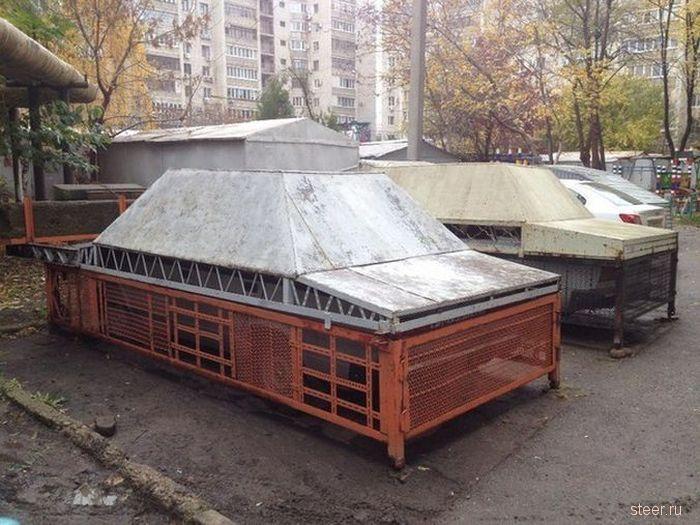 Альтернативный гараж