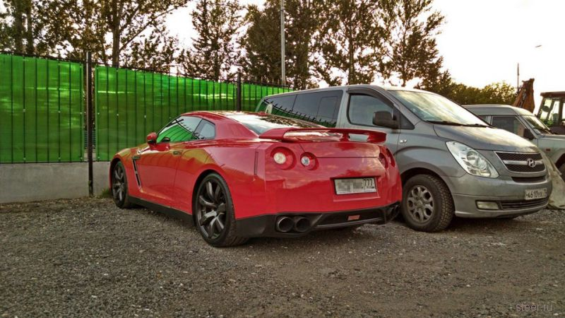 Откровение владельца Nissan GT-R