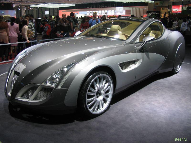 10 самых дорогих отечественных автомобилей
