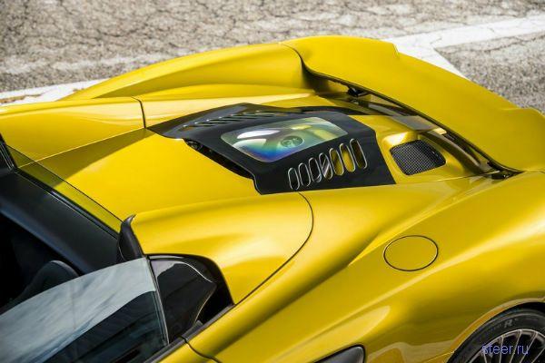 Родстер McLaren 675LT Spider раскупили за две недели