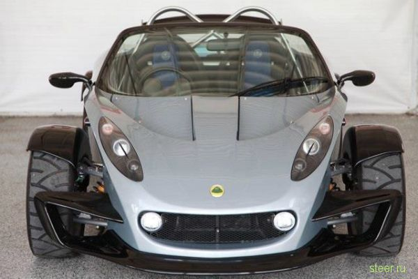 Коллекционный трековый Lotus 340R продают на eBay за 75 000 долларов
