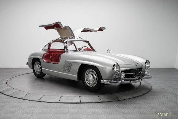 Mercedes-Benz 300 SL 1954 года продали за рекордную сумму
