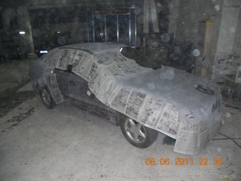 Реанимация 20-ти летней Toyota