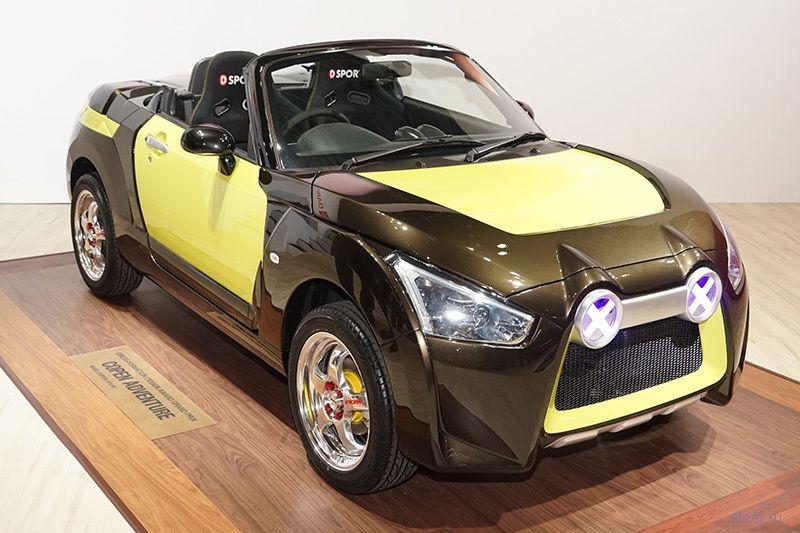 Правильный тюнинг по-японски: выставка Tokyo Auto Salon 2016