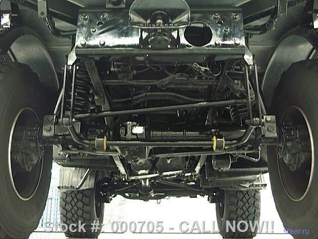 Арнольд Шварценеггер выставил на продажу свой Mercedes Unimog