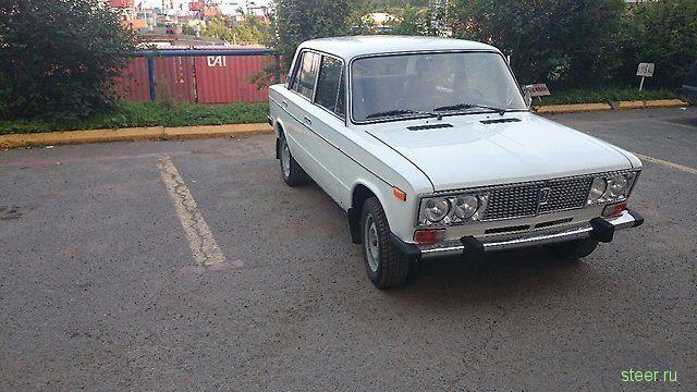 ВАЗ-2106 1989 года с пробегом в 4км