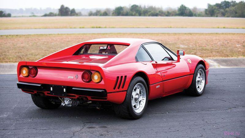 Раритетное купе Ferrari 288 GTO 1985 года оценили в 2,8 миллиона долларов