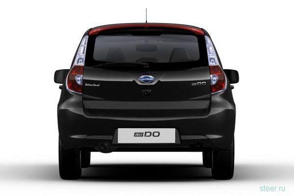Особая версия хэтчбека Datsun mi-DO для России : от 542 тысяч рублей