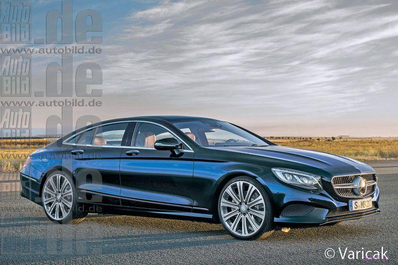 Mercedes возродит модель SEC из 80-х