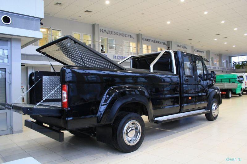 Калмыцкий фермер купил пикап ГАЗон-Next за 3,5 млн рублей