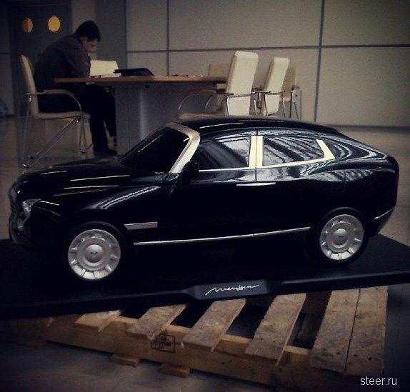 Лимузин Marussia: нереализованный проект