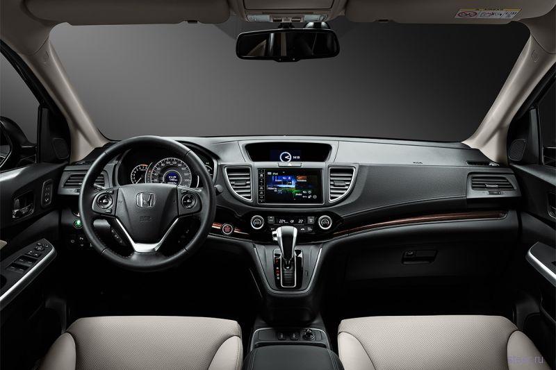 Обновленный Honda CR-V : 1 529 900 рублей
