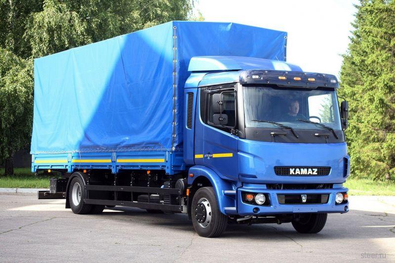 Кризис заставил «КАМАЗ» отказаться от новой кабины