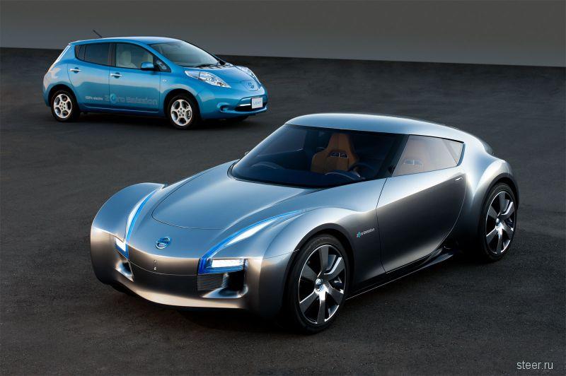Nissan готовит конкурентов «Тесле»