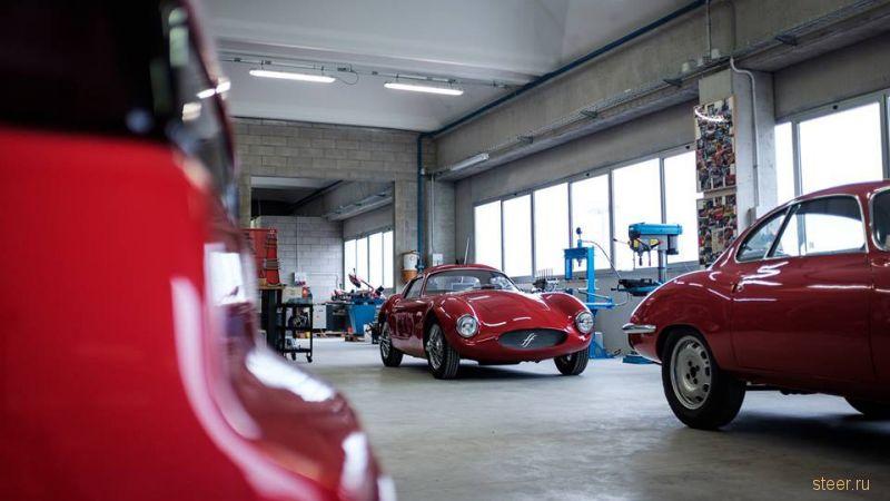 Двое братьев сделали купе в стиле итальянских GT-машин 1960-х