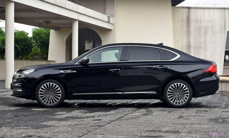 GAC Trumpchi GA8: Китайцы из старой Alfa Romeo построили конкурента «Мерседесу»