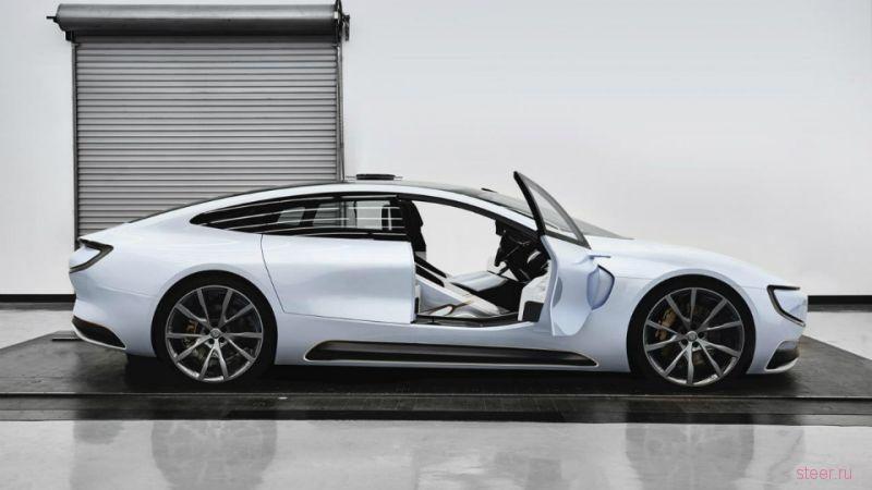LeSee : китайский соперник Tesla Model S