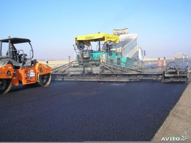 Как делают дороги в Чехии и Китае