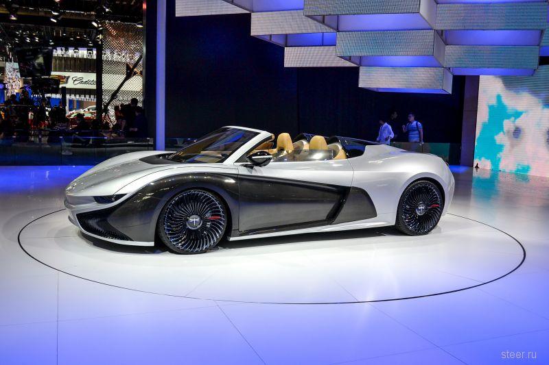 Quantu K50: 400-сильный серийный китайский суперкар