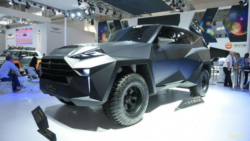 Karlmann King : китайский внедорожник на базе Ford F-450 за 2 млн долларов