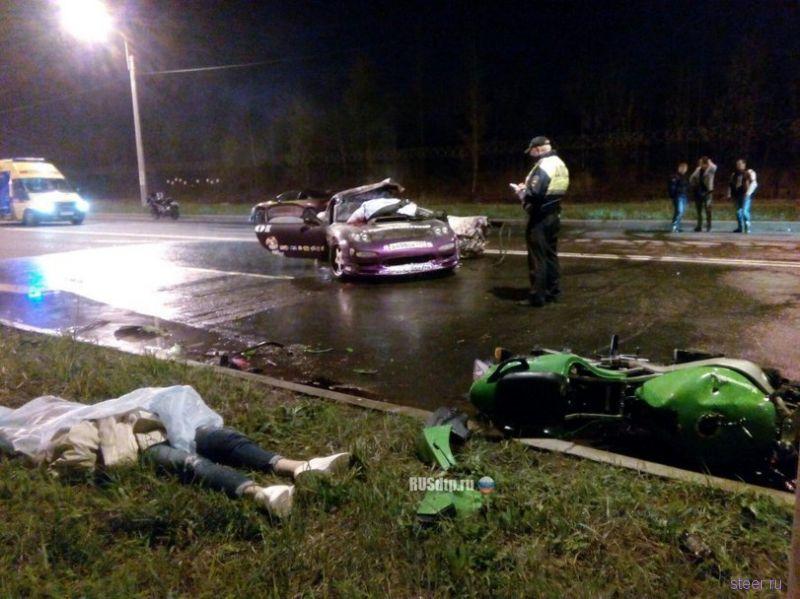 Два человека погибли в гонке стритрейсеров в память о погибшем стритрейсере