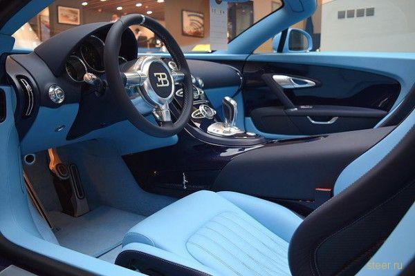 В Саудовской Аравии выставлен на продажу очень редкий Bugatti Veyron