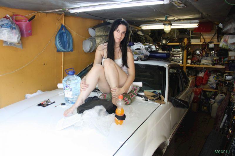 Алиса : гаражная принцесса