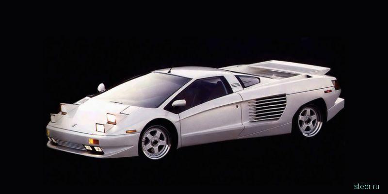 Десять забытых суперкаров родом из 90-х