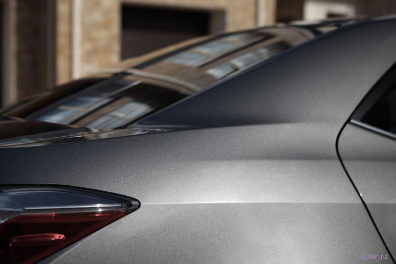 Toyota представила обновленную Corolla