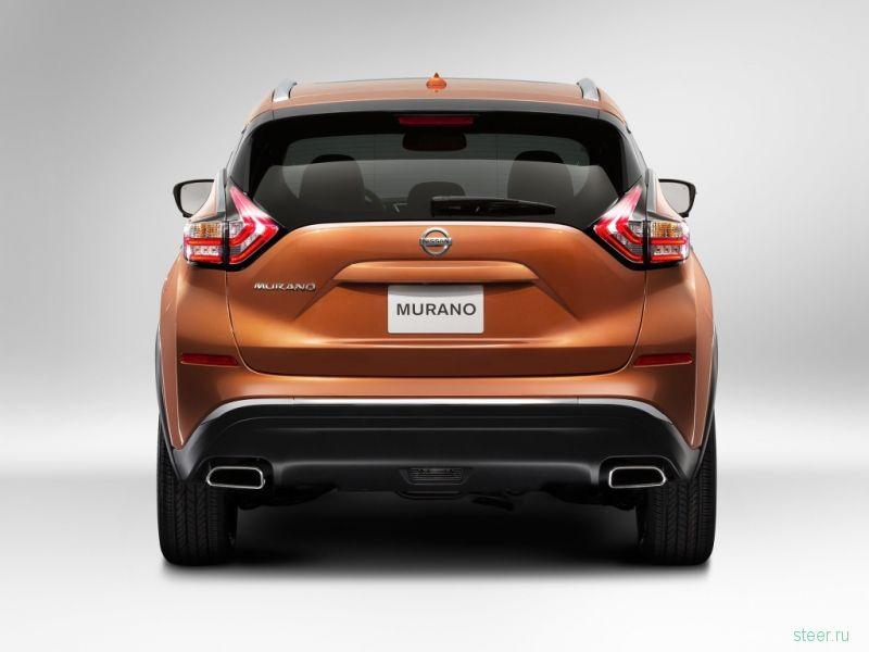 Новый Nissan Murano начали собирать в России