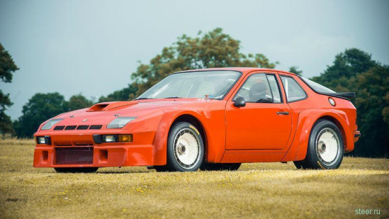 Porsche 924 — 924 Carrera GTR 1981 года оценили в 848 тысяч долларов