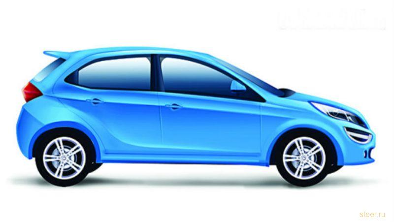 Tata Pr1ma : «премиальный» хэтчбек от Tata Motors