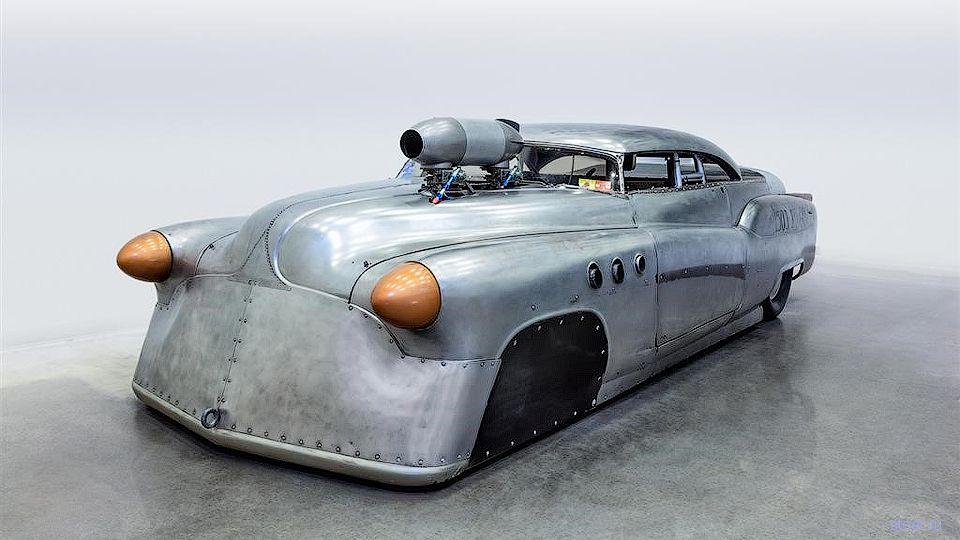 Легендарный рекордсмен Buick Super Riviera 1952 выставлен на продажу за 195 тысяч долларов