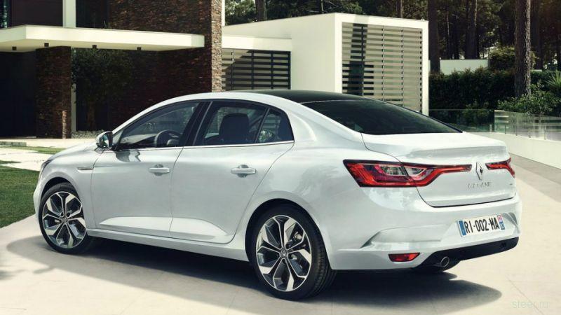 Представлен Renault Megane четвертого поколения